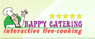 logo happycatering